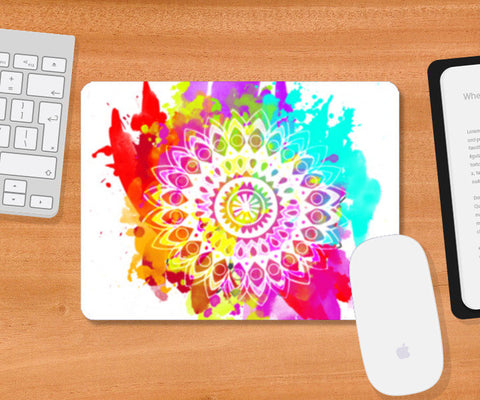 Have a Little Mandala #2 Mousepad | Artist : #22