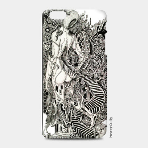 iPhone 6/6S Plus Cases, C&T iPhone 6 Plus/6S Plus Cases | Artist : Doodles of Tanmoy Kayesen, - PosterGully