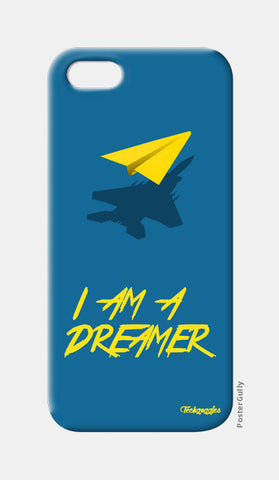iPhone 5 Cases, I AM A DREAMER iPhone 5 Cases | Artist : Angad Singh, - PosterGully