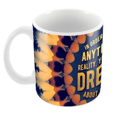 Motivational Quote Coffee Mugs | Artist : Delusion