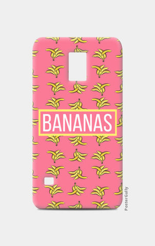 BANANAS Samsung S5 Cases | Artist : DISHA BHANOT