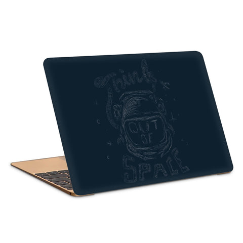 Think Out Of Space Laptop Skin