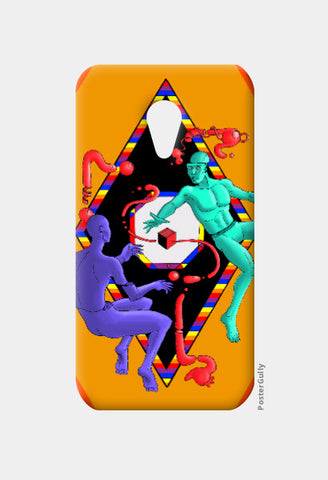 Moto G2 Cases, Float Moto G2 Case | Artist: Sidharth Ojha, - PosterGully