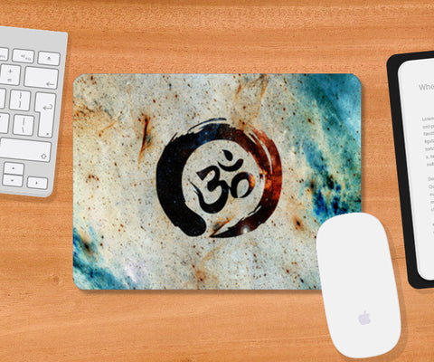Mousepad, OM Mousepad | Artist : Ayush Yaduv, - PosterGully