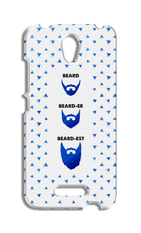 BEARD GRAMMER Redmi Note 2 Cases | Artist : Pankaj Utekar