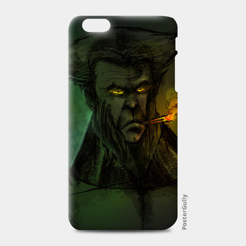 iPhone 6 Plus / 6s Plus Cases, wolverine iPhone 6 Plus / 6s Plus Case | Rishi Singh, - PosterGully