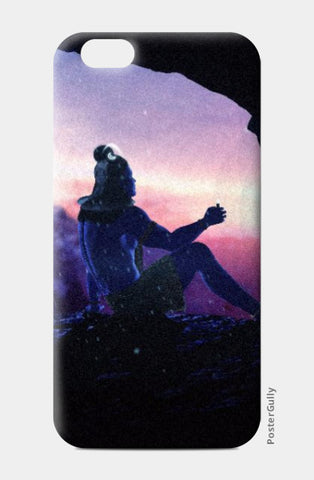 iPhone 6 / 6s, Chills of Kailash iPhone 6 / 6s Case | Artist: Karthik Gowrisankar, - PosterGully