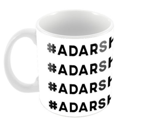 Adarsh Liberal Coffee Mugs | Artist : TwentyWonnn D