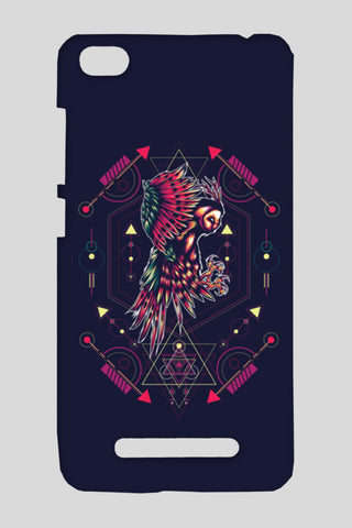 Owl Artwork Redmi 4A Cases | Artist : Inderpreet Singh