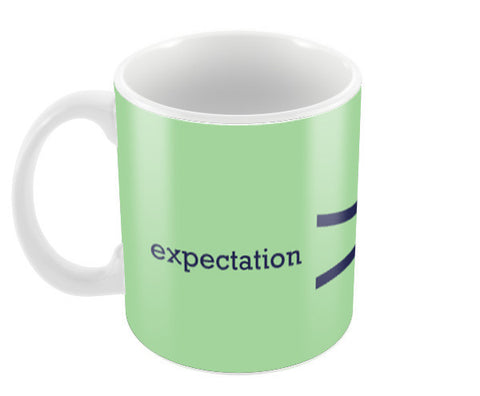 Expectation Vs. Reality Coffee Mugs | Artist : Rishabh Tripathi