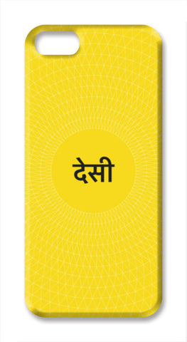 Desi - TheAverageDesi iPhone SE Cases | Artist : The Average Desi