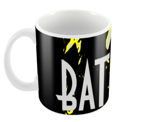 Batman Coffee Mugs | Artist : LinearMan
