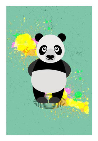 PosterGully Specials, Panda Wall Art | Artist : Designerchennai, - PosterGully
