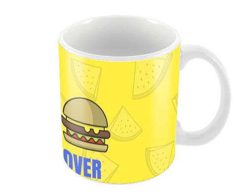 Food Lover Coffee Mugs | Artist : Pallavi Rawal
