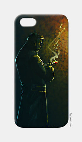 iPhone 5 Cases, Thinking iPhone 5 Case | Artist: Rishi Singh, - PosterGully