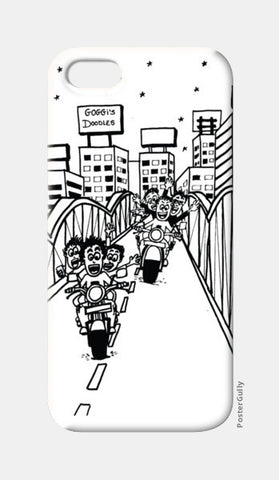 iPhone 5 Cases, Boy's Hangouts in Ahmedabad..!! iPhone 5 Cases | Artist : Goggi's Doodles, - PosterGully