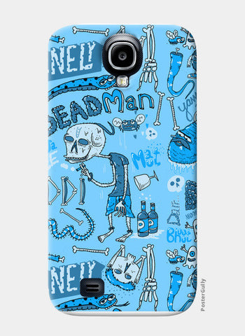 Samsung S4 Cases, Dead pattern Samsung S4 Cases | Artist : Aroop Mishra, - PosterGully