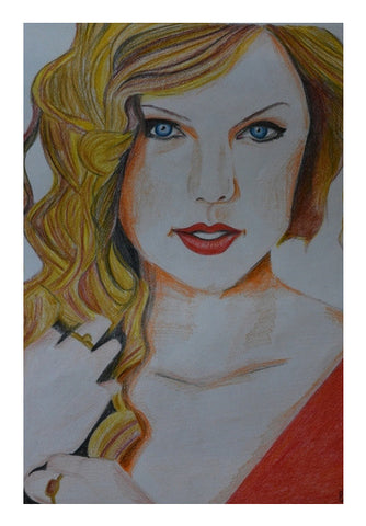 Wall Art, Taylor Swift Love Wall Art | Chahat Suri, - PosterGully