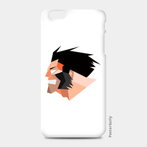 wolverine 3d iPhone 6 Plus/6S Plus Cases | Artist : rushabhbhatt12@gmail rushabh