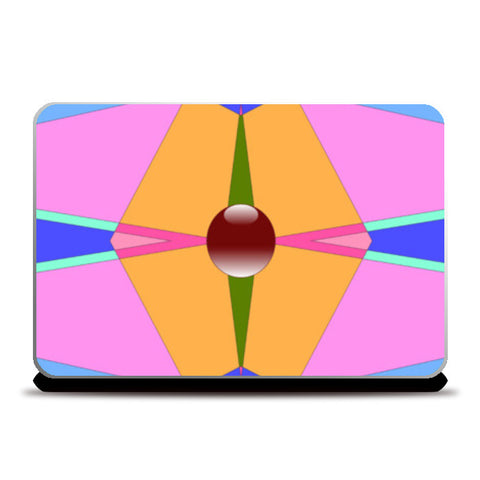 Laptop Skins, Colored Pearl Laptop Skins | Artist : Hemant Kumar Gandhi, - PosterGully