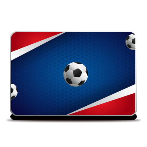 Football Love Artwork | #Footballfan Laptop Skins | Artist : Creative DJ