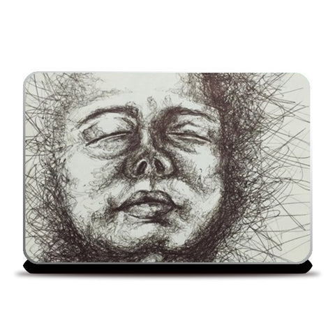 Laptop Skins, Distortion Laptop Skins | Artist : Keemti Vastu, - PosterGully