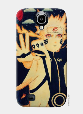 Samsung S4 Cases, Naruto-Blood moon Samsung S4 Case | Artist:Abhilash Katta, - PosterGully