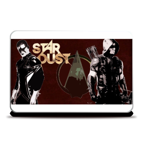 Laptop Skins, amell vs stardust, - PosterGully