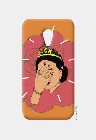 BROWN GIRL Moto G2 Cases | Artist : Jignesh Waghela