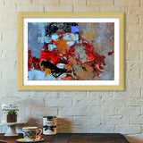 abstract 968541 Premium Italian Wooden Frames | Artist : pol ledent