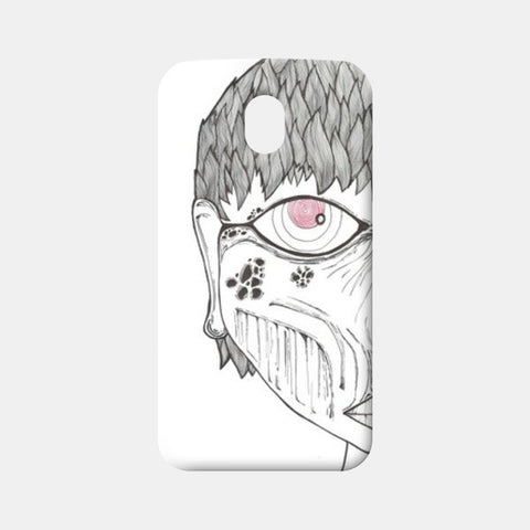 eyes on you doodle Moto G3 Cases | Artist : Raj Patel