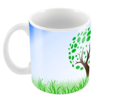 Wisdom tree Coffee Mugs | Artist : Aurora