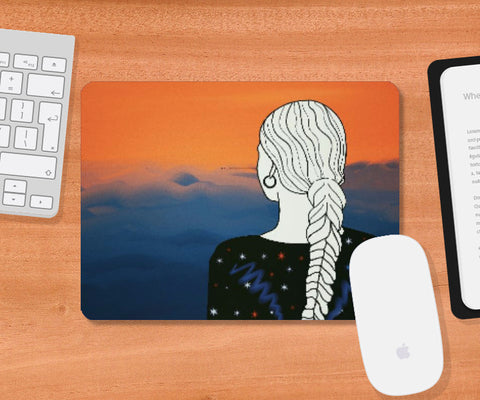 Mousepad, Out Of Heart Out Of Soul Mousepad | Raul Miranda, - PosterGully