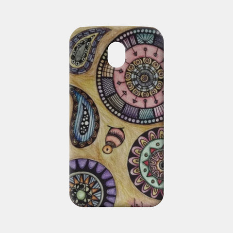 Colourful Moto G3 case Moto G3 Cases | Artist : Aibileen Finch