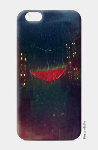 Night Rain iPhone 6/6S Cases | Artist : Aniket Mitra