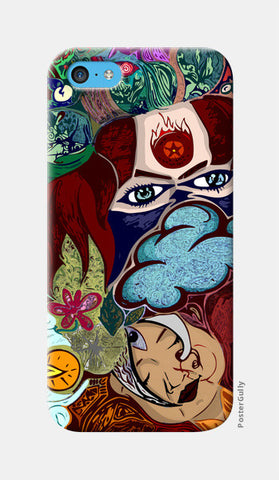 iPhone 5c Cases, Time iPhone 5c Cases | Artist : Hriddhi Dey, - PosterGully