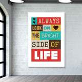 Bright side of life Giant Poster | Artist : Naman Kapoor