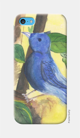 iPhone 5c Cases, Cadge Bird iPhone 5c Cases | Artist: Teena Chauhan, - PosterGully