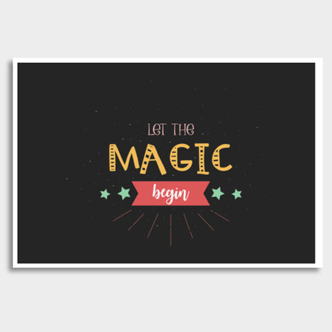 Magic Giant Poster | Artist : Arpita Gogoi