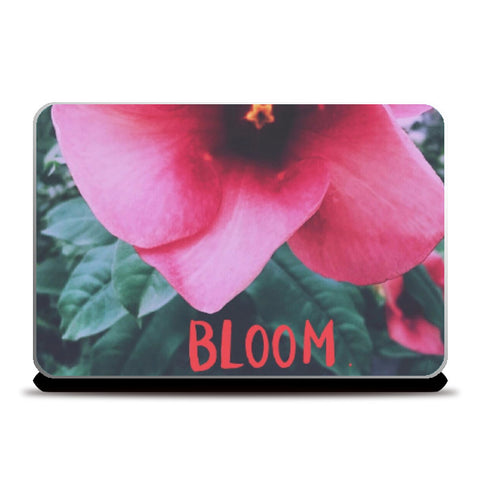 Laptop Skins, Bloom Laptop skin | Artist: Siddhant Talwar, - PosterGully