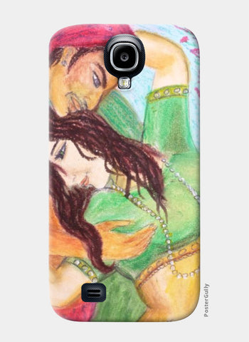 Samsung S4 Cases, The Lovers Samsung S4 Case | artist: Lalitavv, - PosterGully