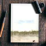 Secret Forest Notebook Notebook | Artist : Manas Arvind