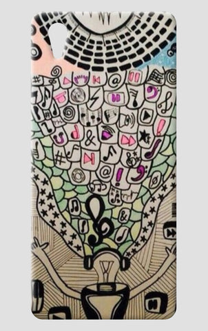 Rock On One Plus X Cases | Artist : Purvisha Sharma