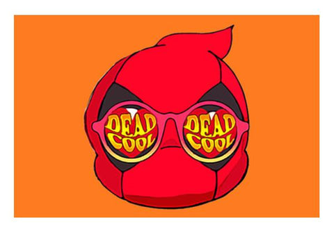 PosterGully Specials, Dead Cool!! Wall Art  | Artist : Design_Dazzlers, - PosterGully