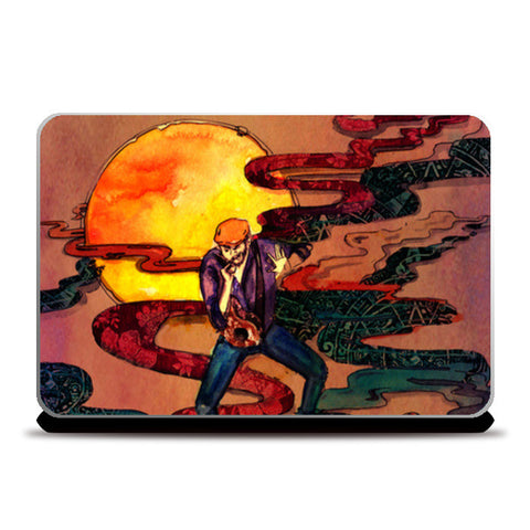 Laptop Skins, Coutto Laptop Skins | Artist : Kokila Bhattacharya, - PosterGully