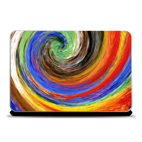 COLORFUL LAPTOP SKINS Laptop Skins | Artist : Fariya Arts