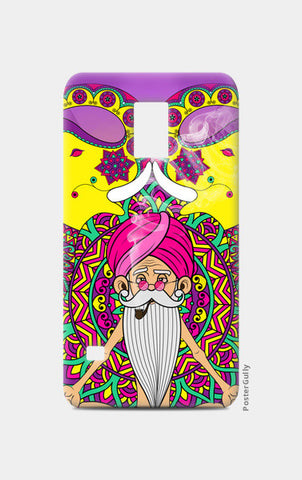 Samsung S5 Cases, Babaji Ki Booti Samsung S5 Cases | Artist : Aniruddh Gawas, - PosterGully