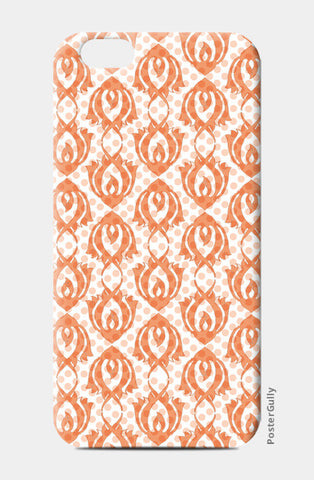 Polkas behind the scenes iPhone 6/6S Cases | Artist : Its ZentTangleD