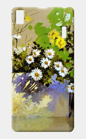 Flower Still Life Lenovo K3 Note Cases | Artist : Rahul Tanwar