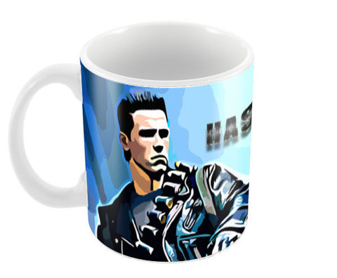Terminator Coffee Mugs | Artist : Delusion